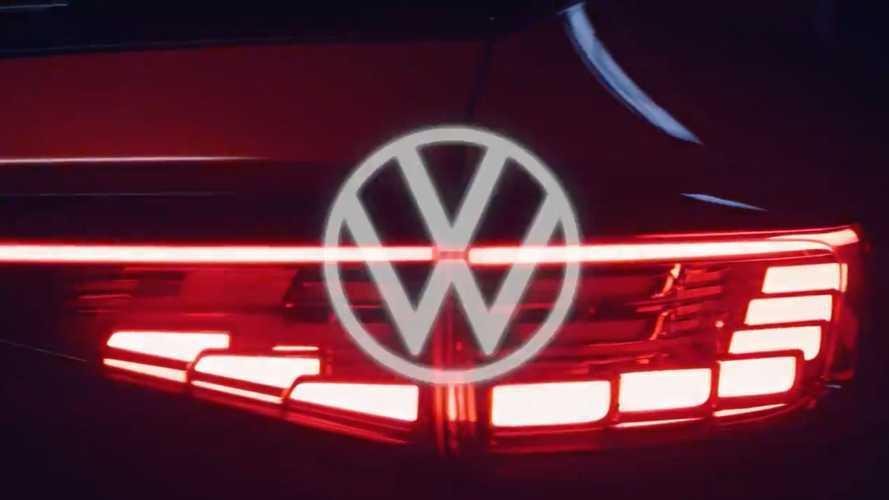 Volkswagen ID.4 GTX, le immagini teaser