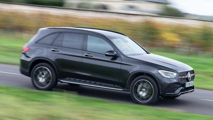 Mercedes GLC300 de 4Matic EQ Power