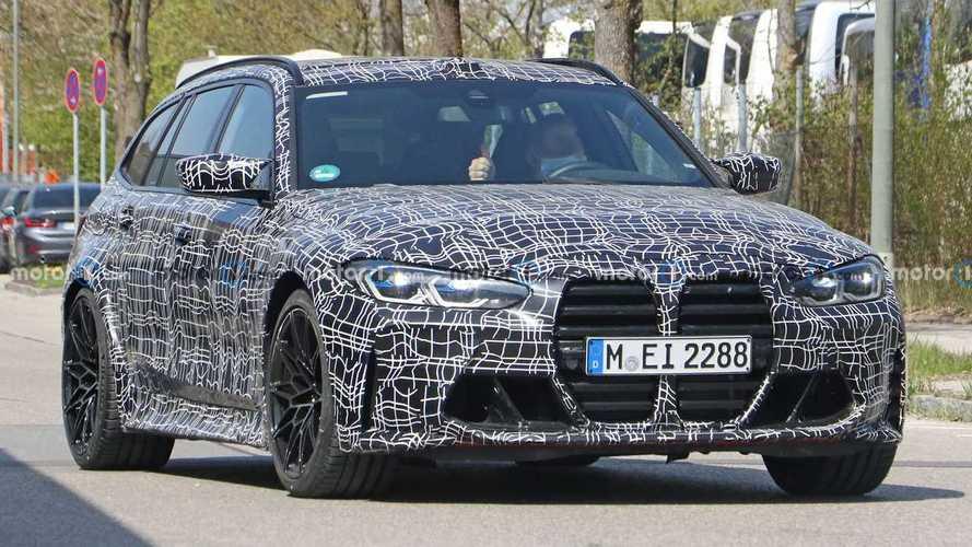 La BMW M3 Touring est de sortie en Allemagne