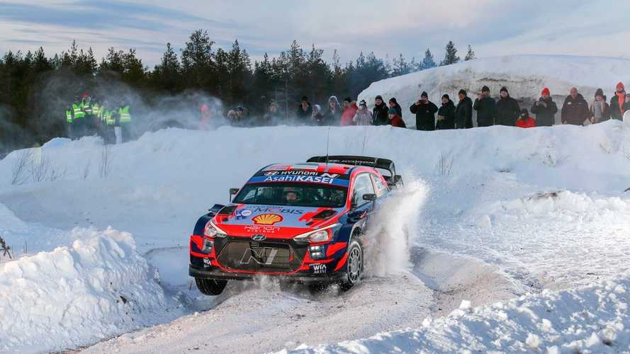 WRC: Tänak conquista el primer Artic Rally de Finland
