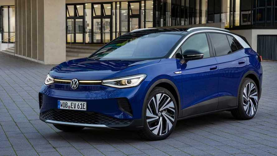 SUV elétrico Volkswagen ID.4 é eleito o Carro do Ano 2021