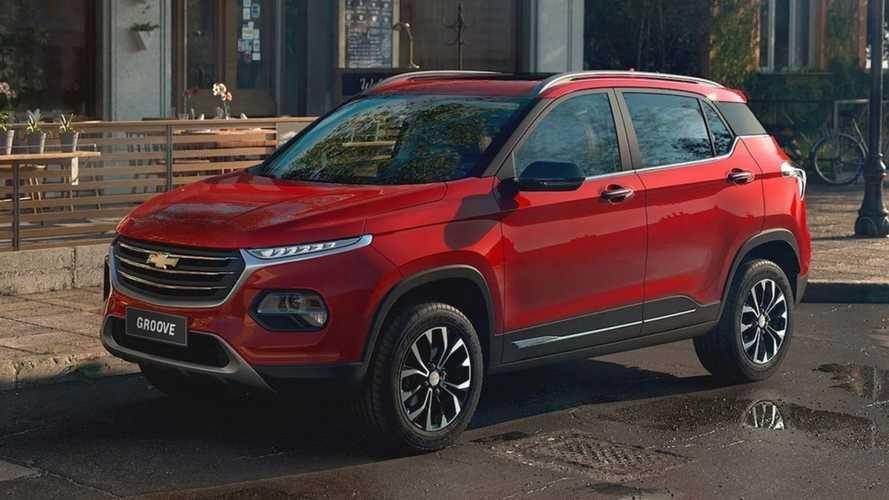 SUV Chevrolet Groove substituirá Onix Plus em vários países