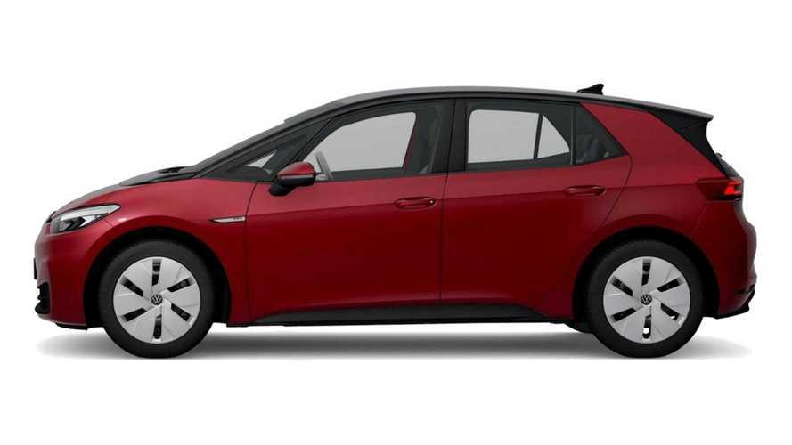 Volkswagen ID.3 ganha recarga mais potente e nova opção de cor