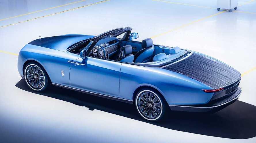 Rolls-Royce Boat Tail, come uno yacht extra lusso su strada