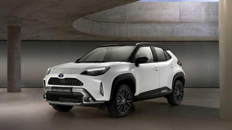 Toyota Yaris Cross, Avrupa'ya giriş yapıyor!