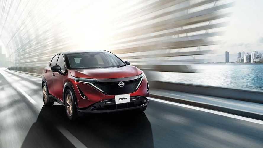 Nissan Ariya: Limited Edition In Japan (2021)