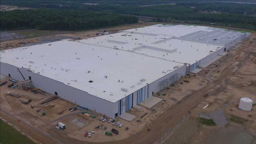 Ultium Cells Battery Plant Is Almost Complete: June 1, 2021