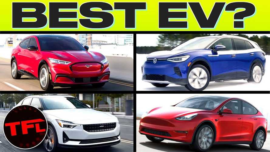 Tesla Model Y Vs Mach-E, ID.4, Polestar 2: How Do They Stack Up?