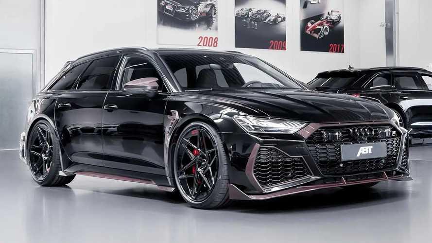 ABT Audi RS 6, il nuovo ed esclusivo razzo per famiglie da 800 CV
