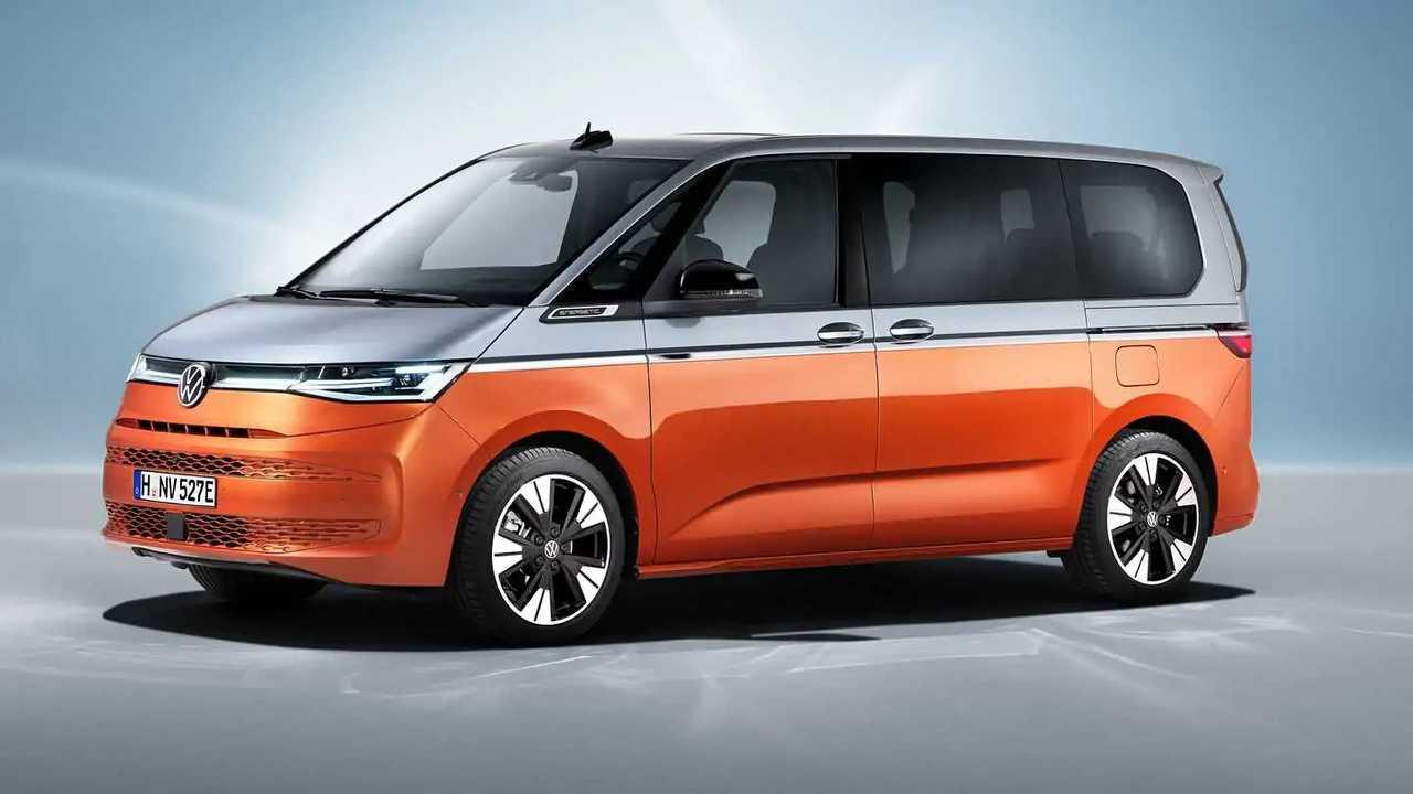 2022 Volkswagen Multivan T7