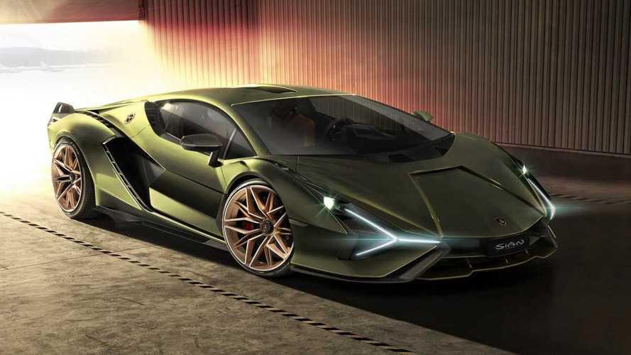 Lamborghinis Elektrifizierungspläne: Elektromodell erst ab 2026