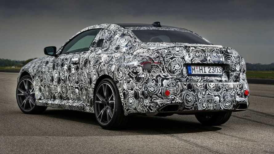 BMW M240i 2021, nuevos teasers