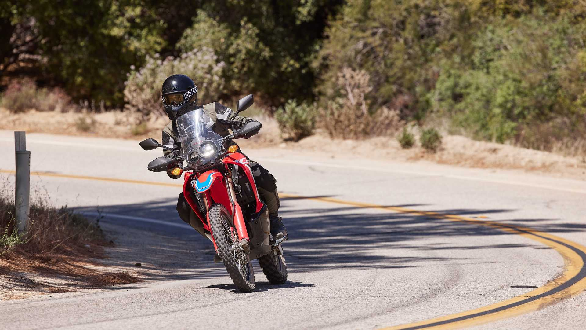 2021 Honda CRF300L Rally - Bend