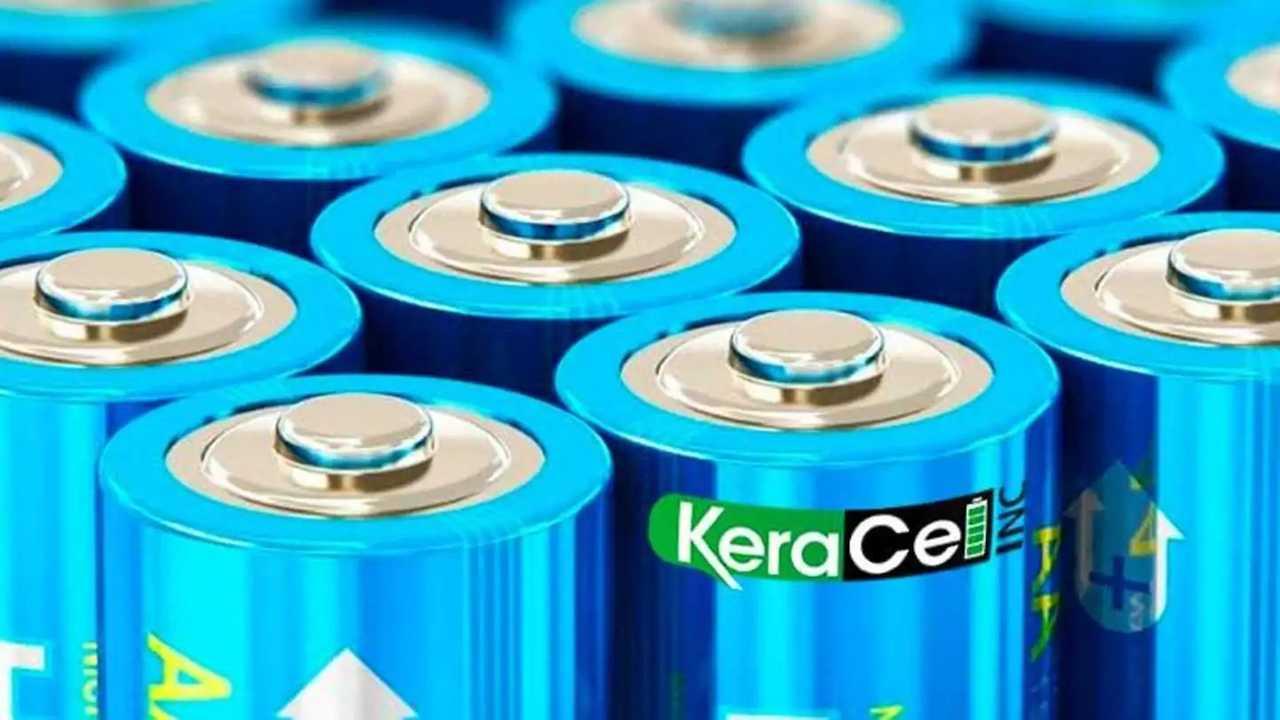 Batterie allo stato solido Sakuu stampate in 3D