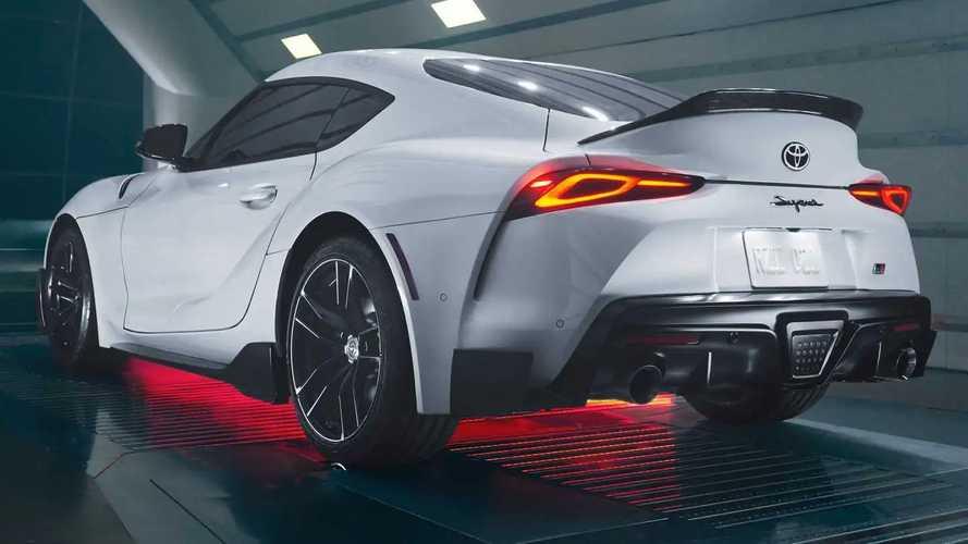 2022 Toyota Supra A91 Carbon Fiber Edition