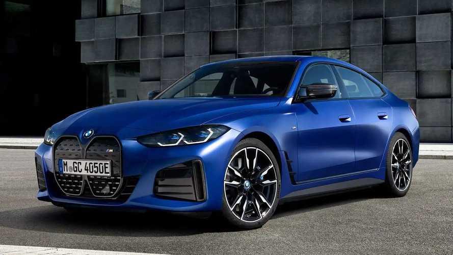 BMW i4 - Puissance, autonomie et photos de l'anti-Tesla Model 3