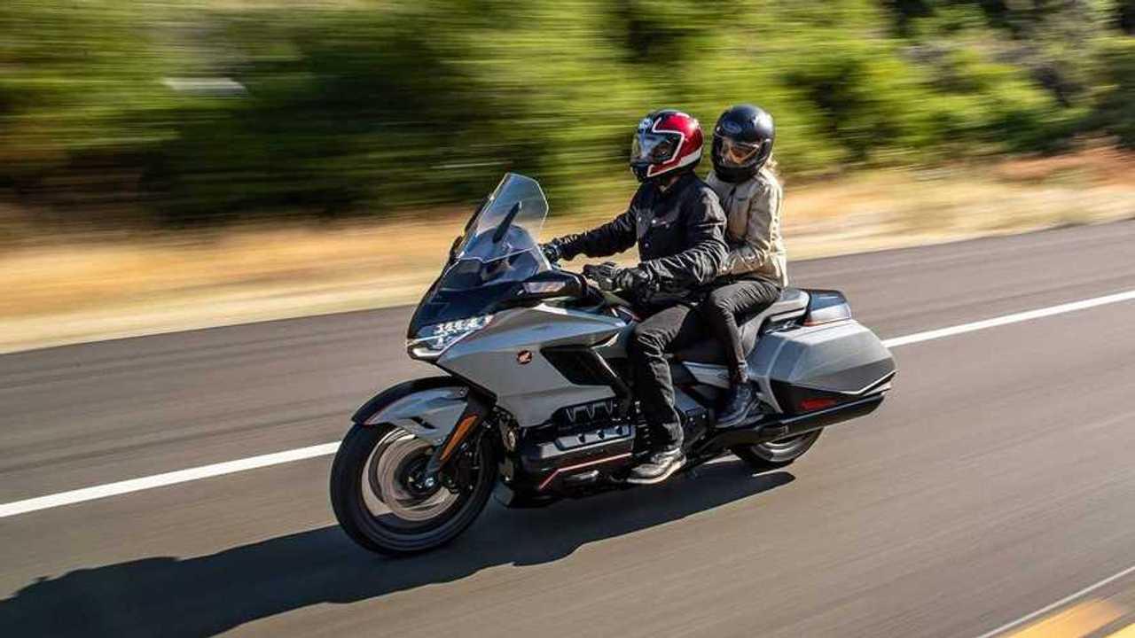 Ten Best Motorcycles For Carrying A Passenger - Main