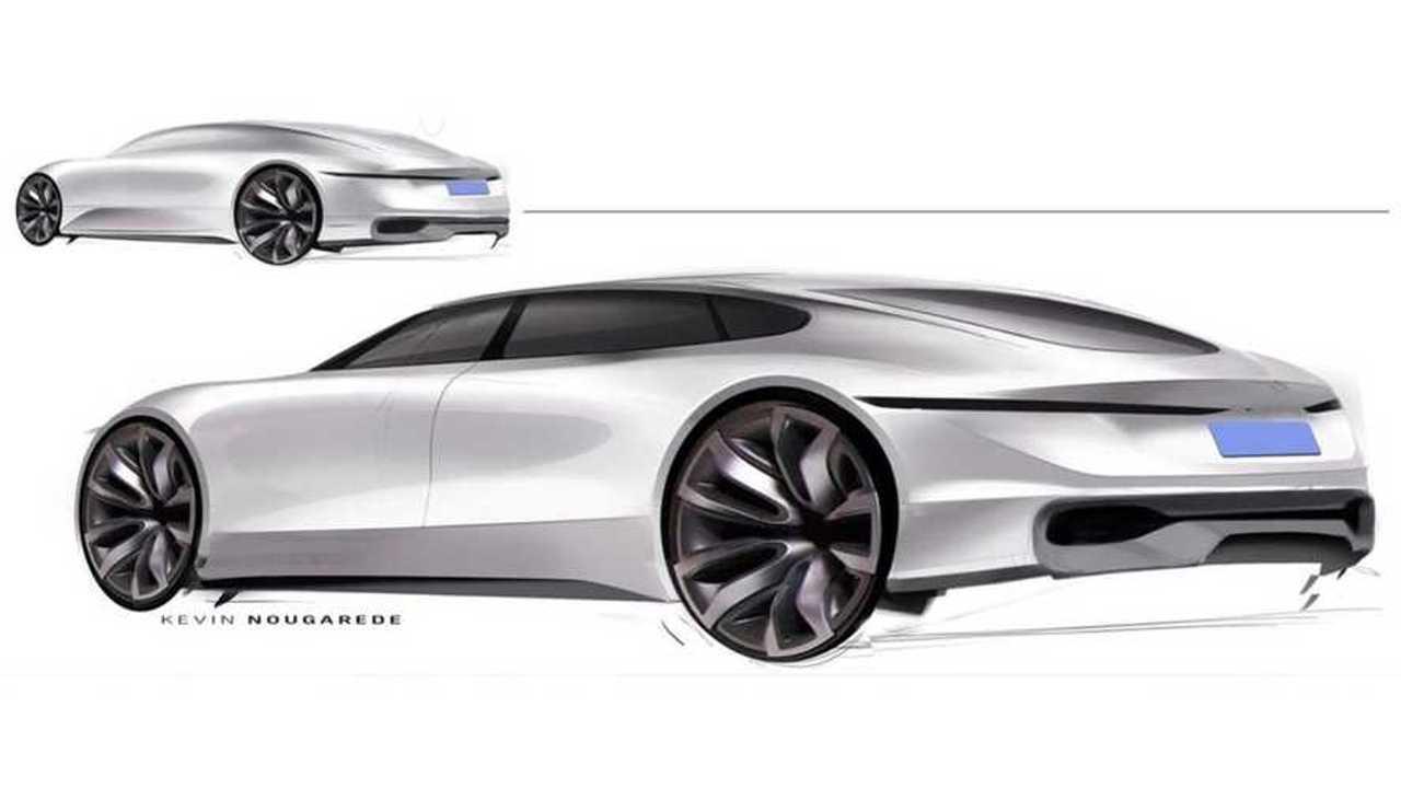 General Motors'un Spor Sedan Tasarımı