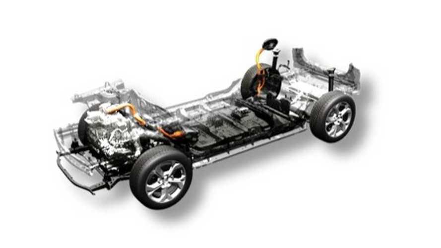 Mazda electrified powertrains