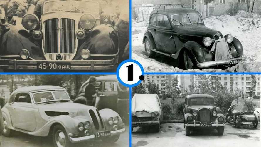 Трофейные автомобили в СССР: кто на них ездил, сколько стоили?