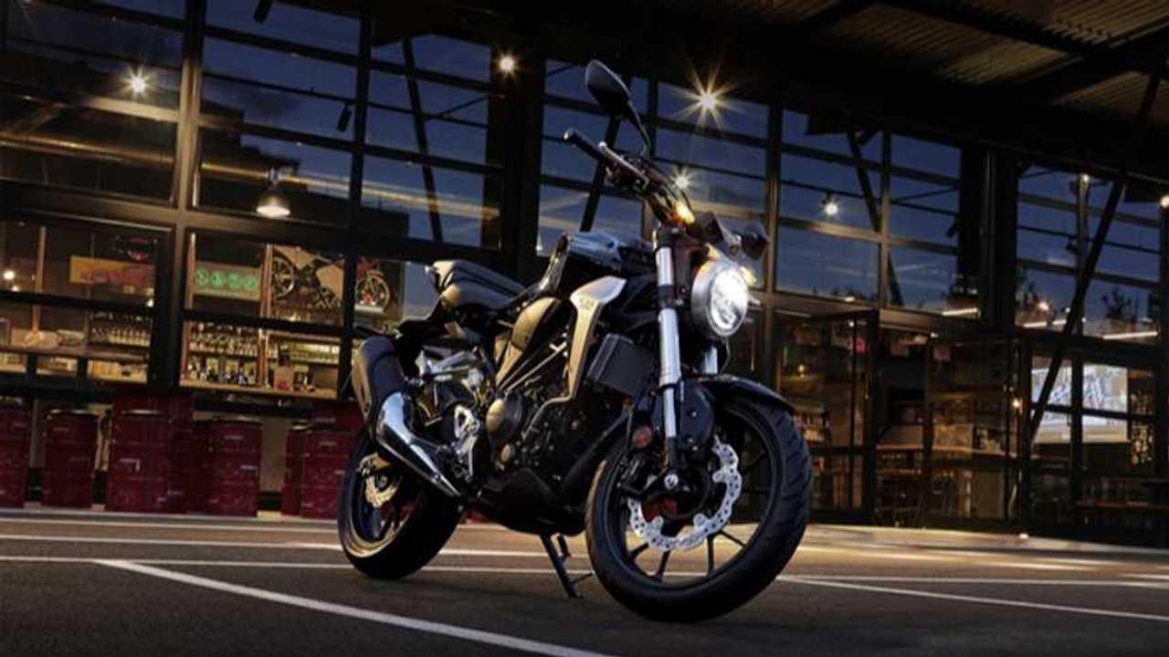 Honda CB300R kembali hadir di India dengan pembaruan