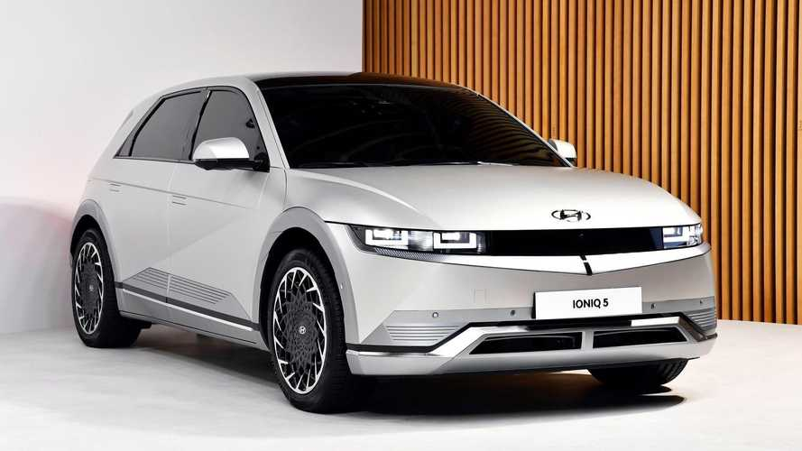 2022 Hyundai Ioniq 5 Revealed With Concept Look, Ultra-Fast Charging