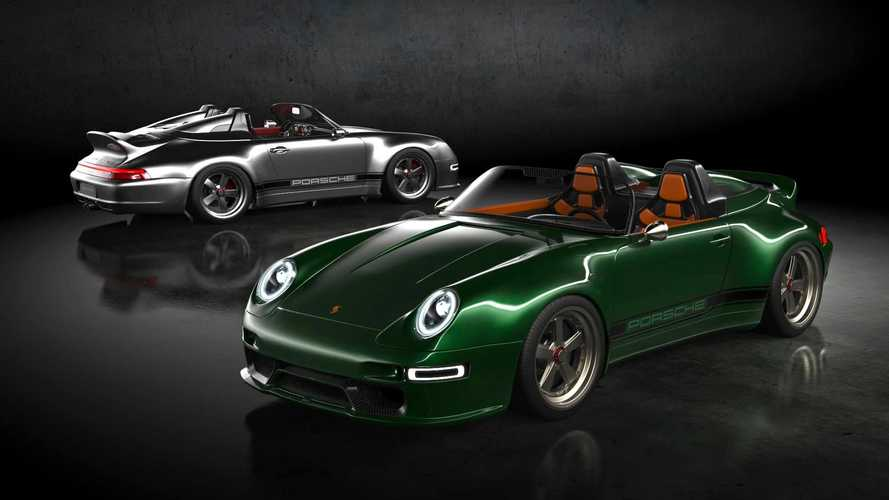 Be amazed by Gunther Werks 993 series Porsche 911 Speedster