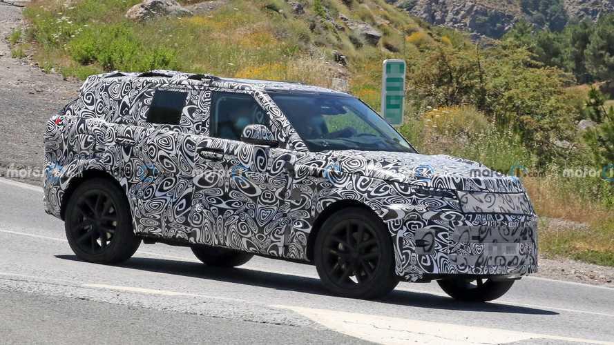 Land Rover, Range Rover Sport'un testlerine başladı