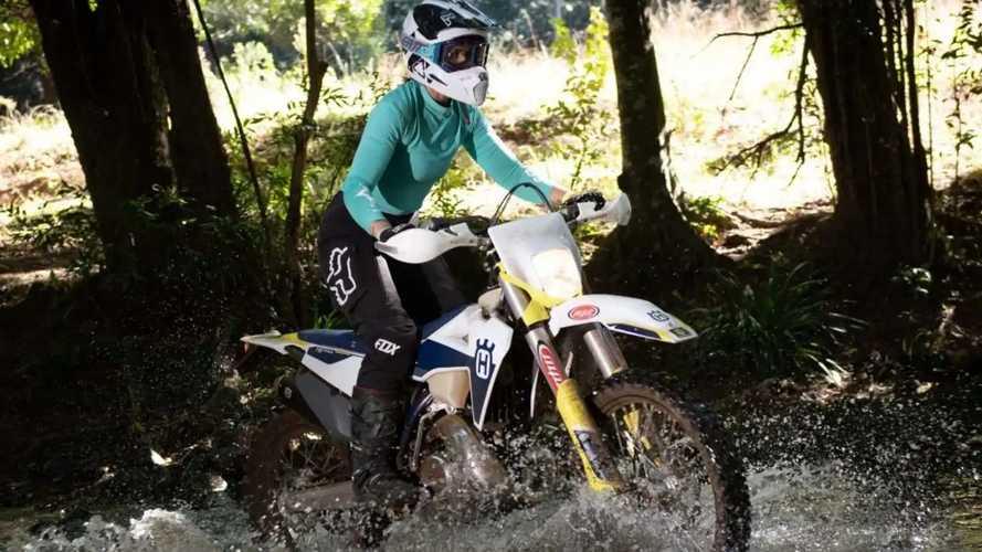 The 2021 Husqvarna Women's Trailride Attracted Over 200 Riders