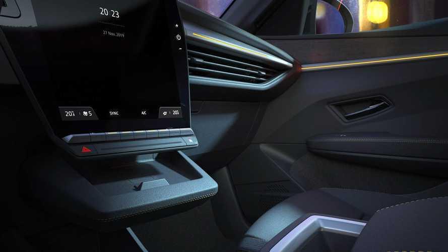 Renault Mégane E-TECH eléctrico, teaser oficial