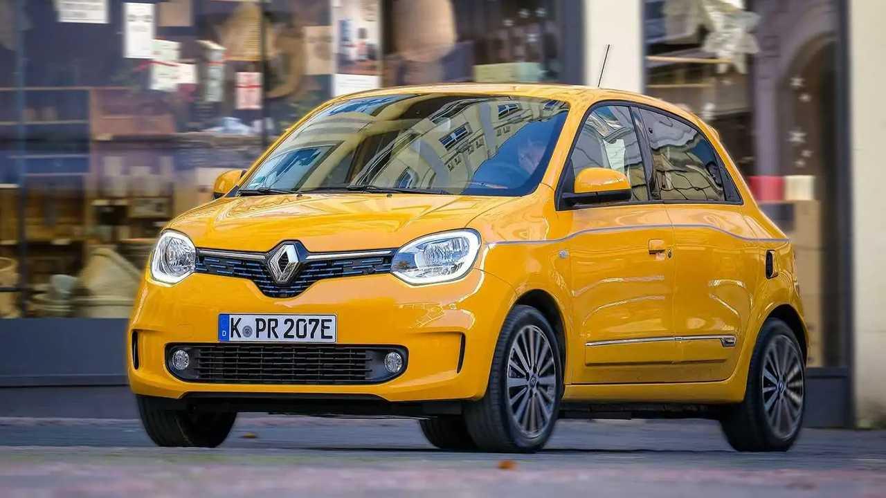 Der Renault Twingo Electric ist 3,61 Meter kurz
