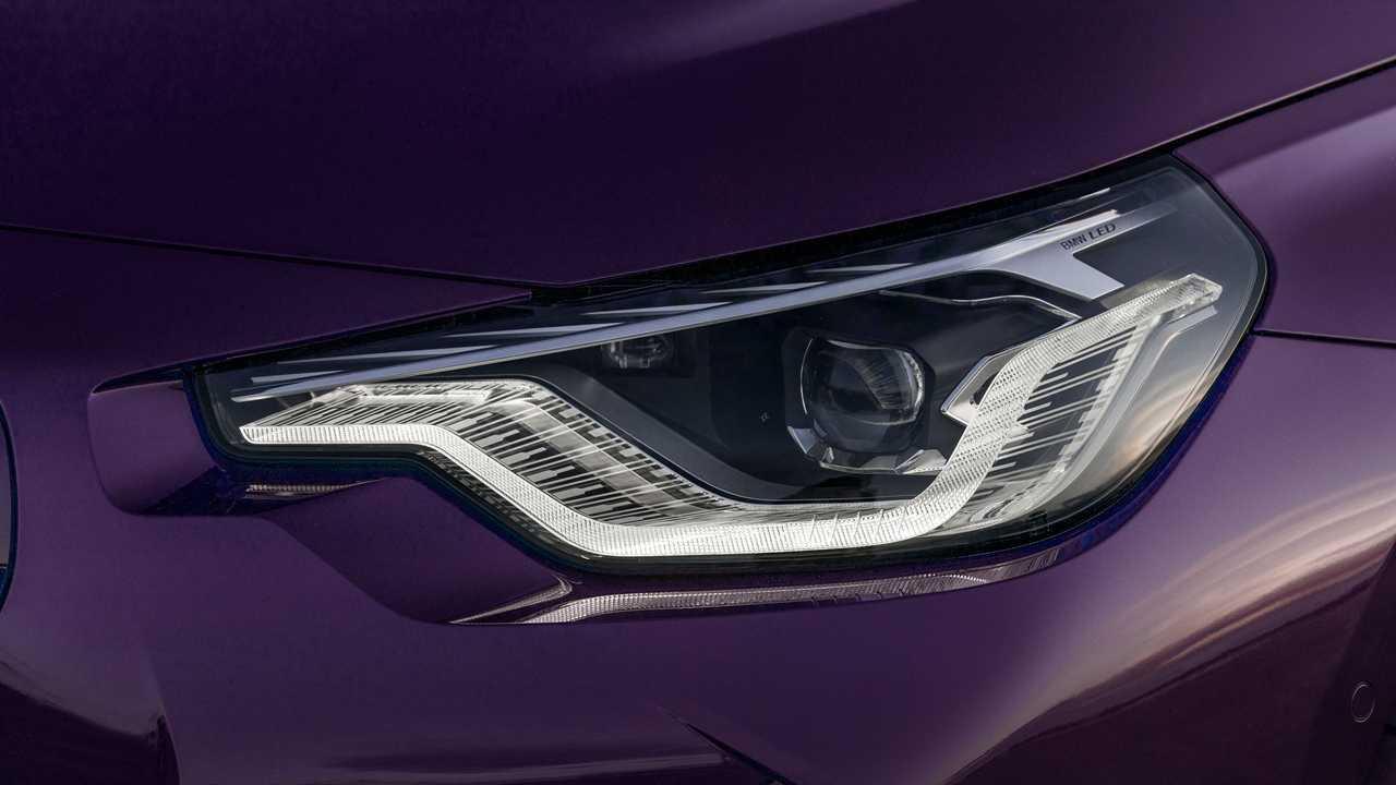 2022 BMW M240i Exterior Headlight