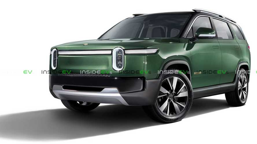 This Is What A Smaller Hypothetical Rivian R2S Could Look Like