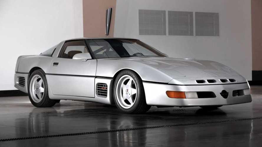 Se vende el raro Corvette de 1988 que alcanzó los 410 km/h