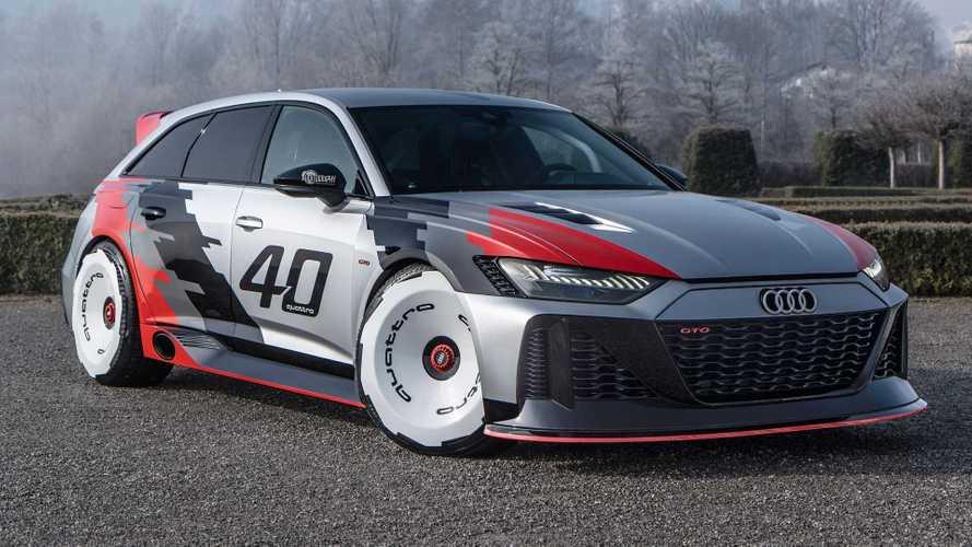 Audi RS6 GTO zeigt sein spektakuläres Design in neuem Video
