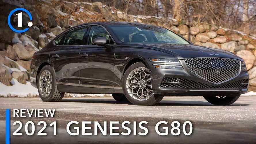 2021 Genesis G80 Review: Epic Ascension