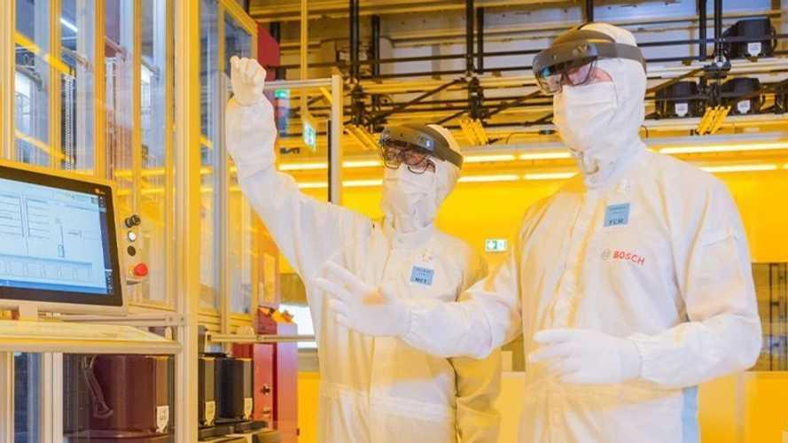 Bosch apre una fabbrica di chip in Germania
