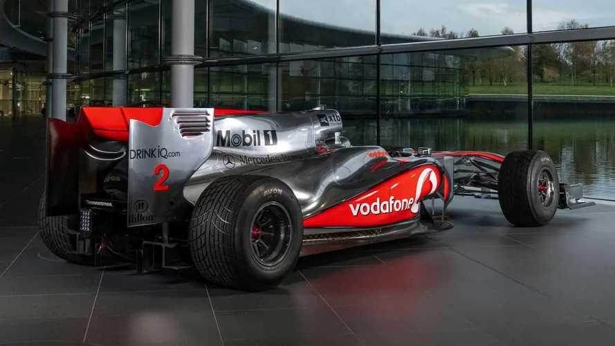 McLaren MP4-25A de Lewis Hamilton (2010)