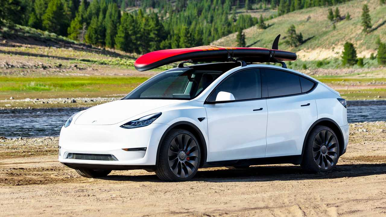 Tesla Model Y: Die in Texas produzierte Version soll die neuen 4680-Batteriezellen bekommen
