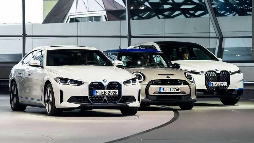 BMW: 50% das vendas globais serão de carros elétricos em 2030