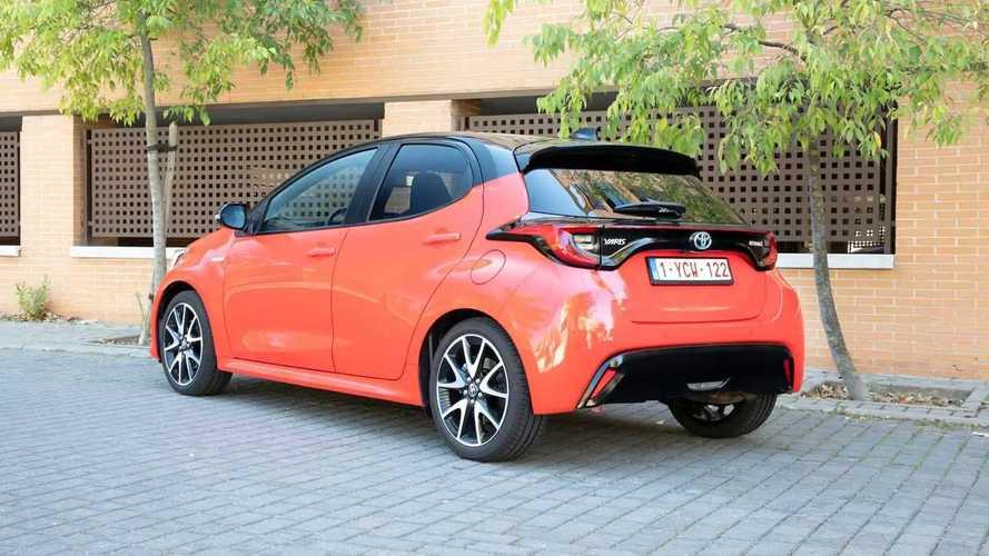 Toyota Yaris Hybrid 120H, prueba