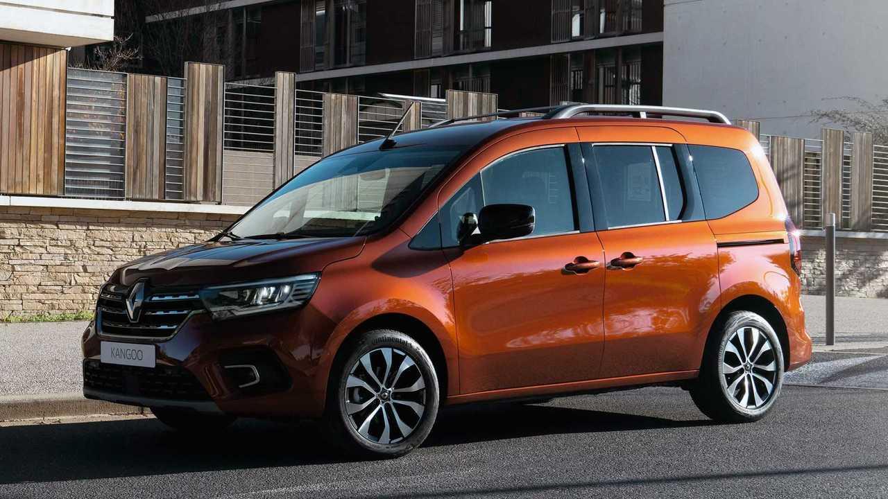 Renault Kangoo 3. Generation (2021)