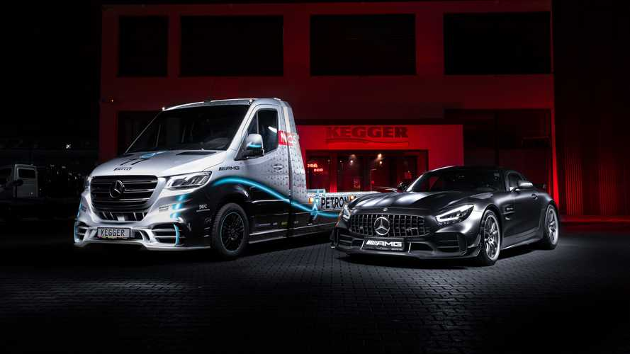 Mercedes Sprinter Petronas Edition von Kegger (2021)