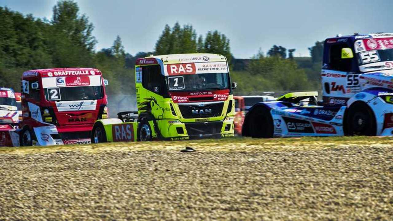 TotalEnergies Biodiesel per l'european Truck Racing Championship
