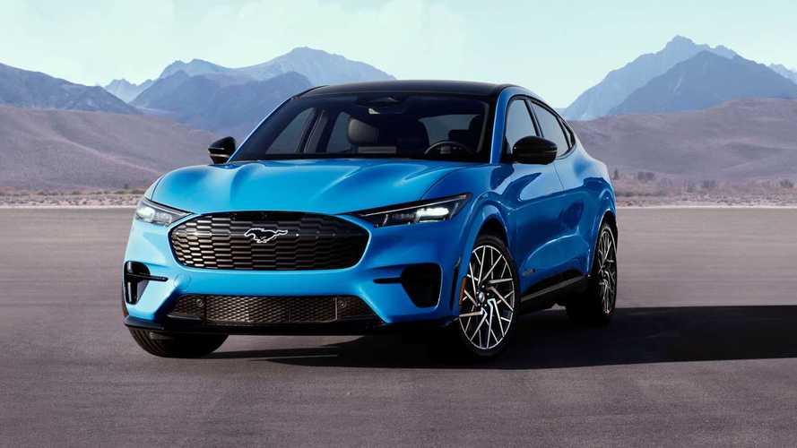 Ford Mustang Mach-E EPA Range Estimate Announcement