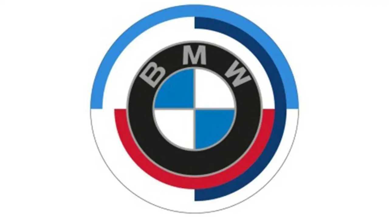 Logo BMW M 50 ans