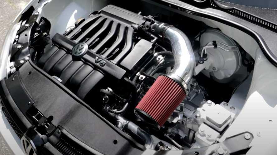 VW Golf GTI Mk6 Ini Memiliki Mesin VR6 yang Ringkas dan Bertenaga