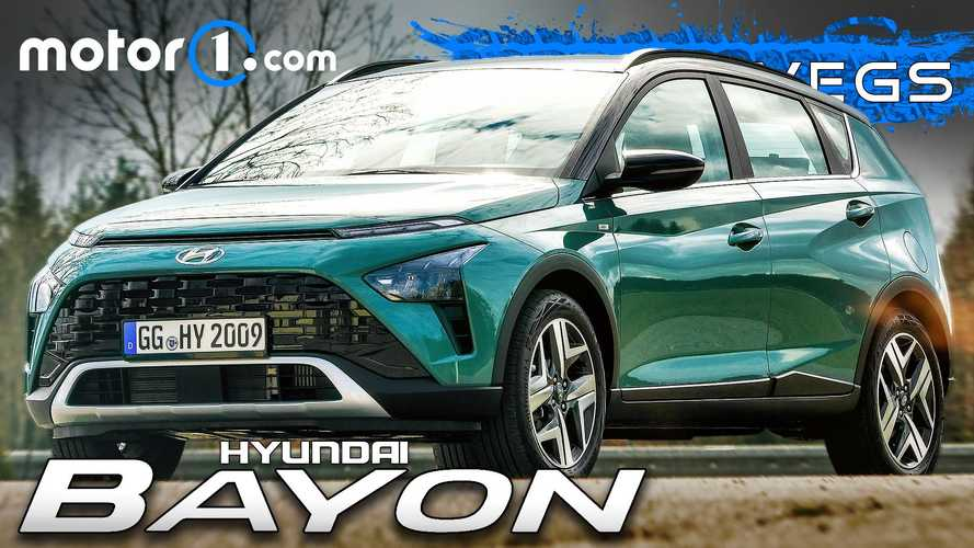 Video: Hyundai Bayon - Das i20-SUV im Test