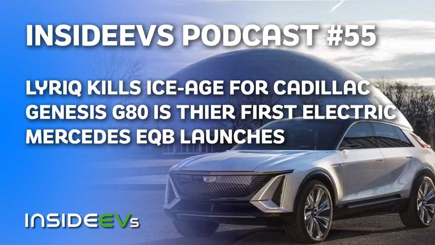 Cadillac Lyriq Launches, Shanghai Debuts Of Genesis E-G80 And More