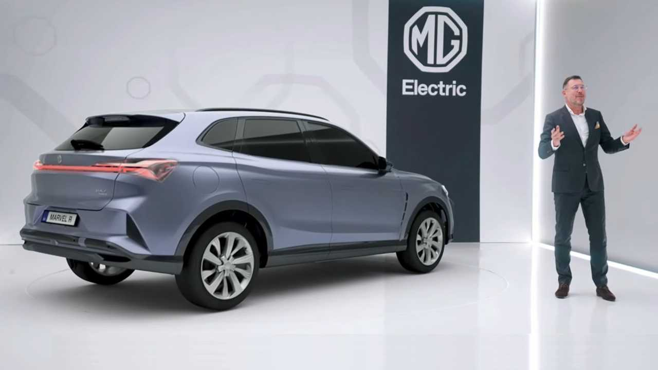 MG due nuove auto